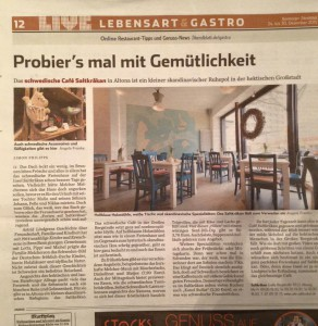 Hamburger Abendblatt 24.12.2015